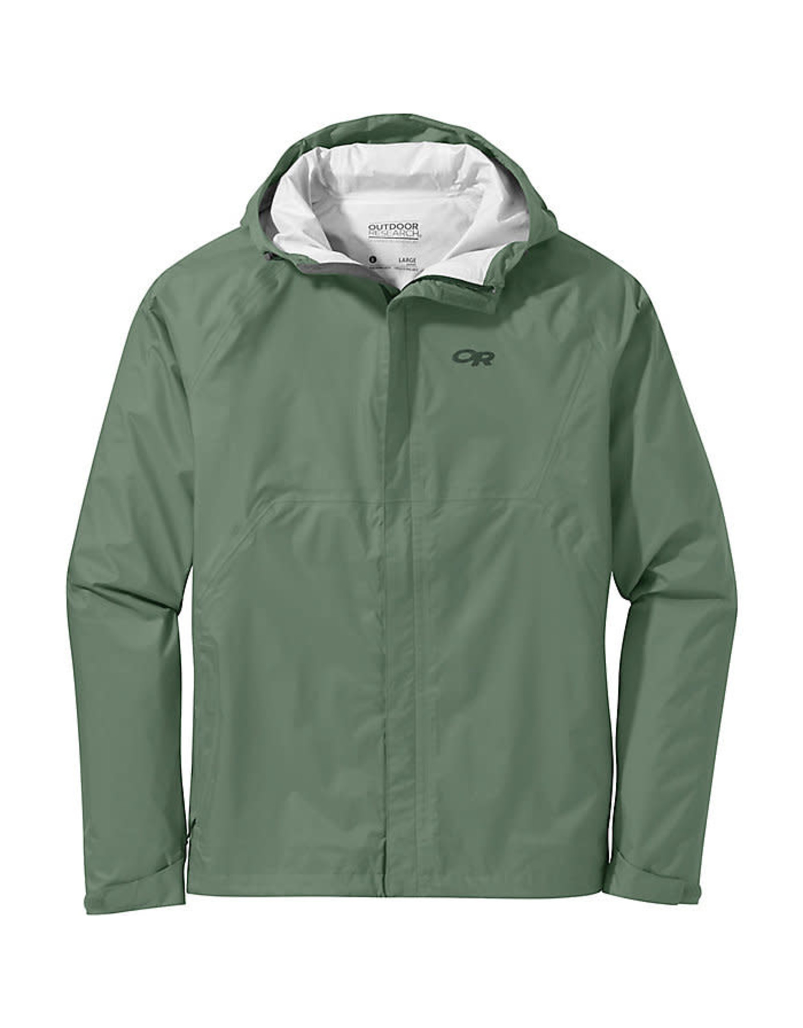 Outdoor Research Outdoor Research Apollo Rain Jacket cypress XL