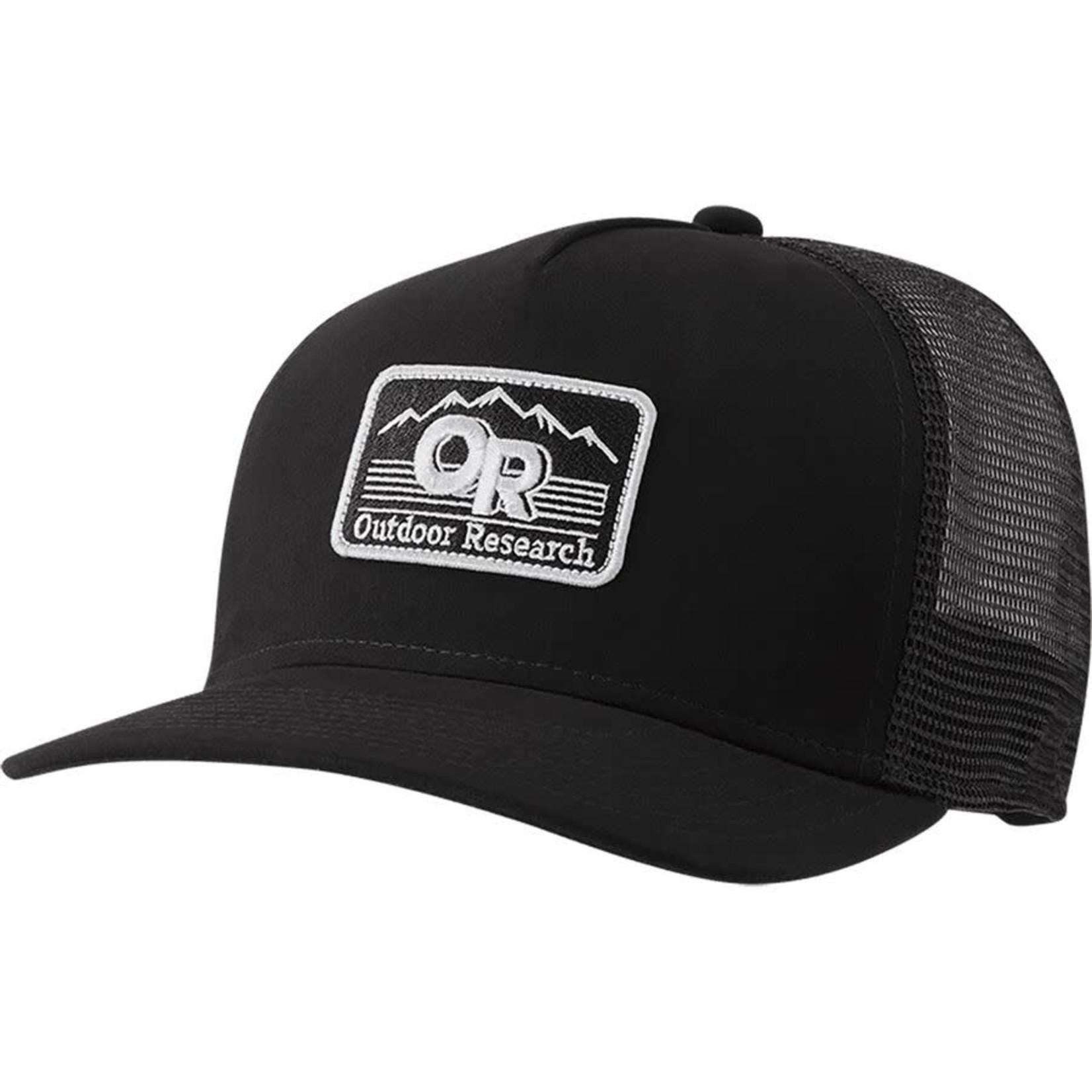 Outdoor Research Outdoor Research Advocate Trucker Cap Black