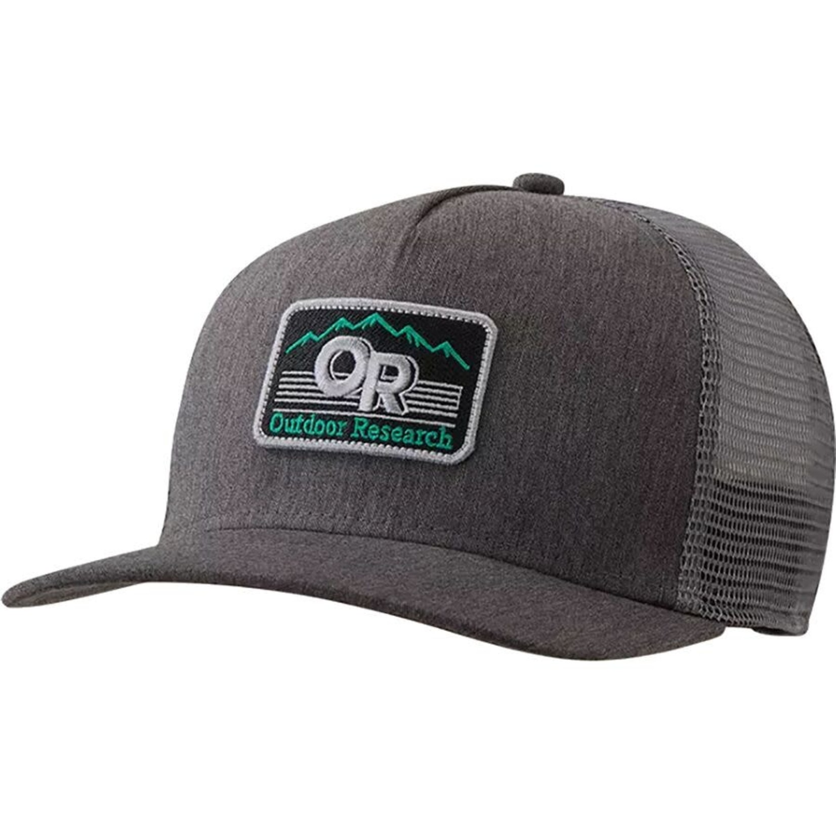 Outdoor Research Outdoor Research Advocate Trucker Cap Charcoal Heather