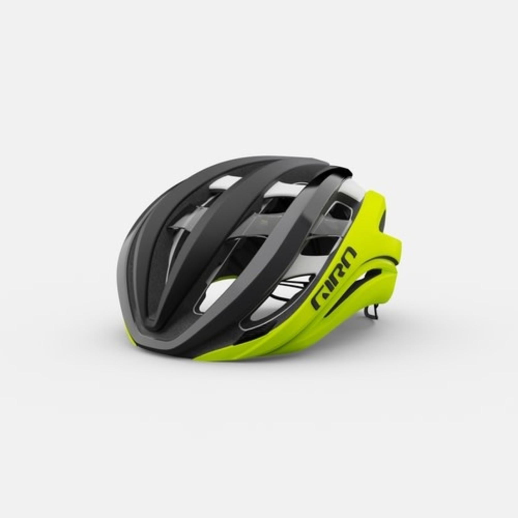 Giro Giro Aether Spherical Matte Black/Highlight Large