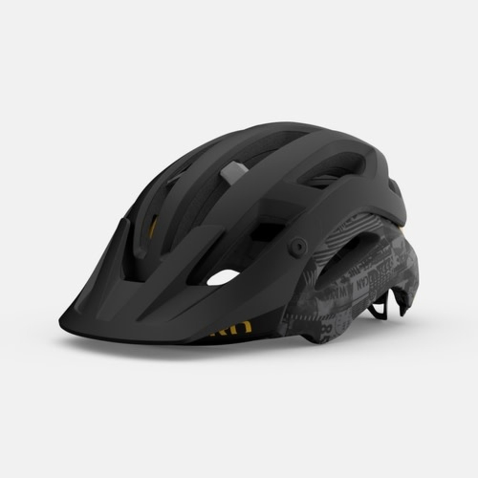Giro Giro Manifest Spherical Matte Black Hypnotic M