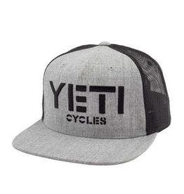 Yeti Cycles Yeti Podium Hat Heathered Grey