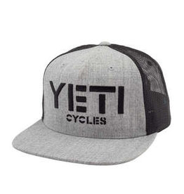 Yeti Podium Hat Heathered Grey