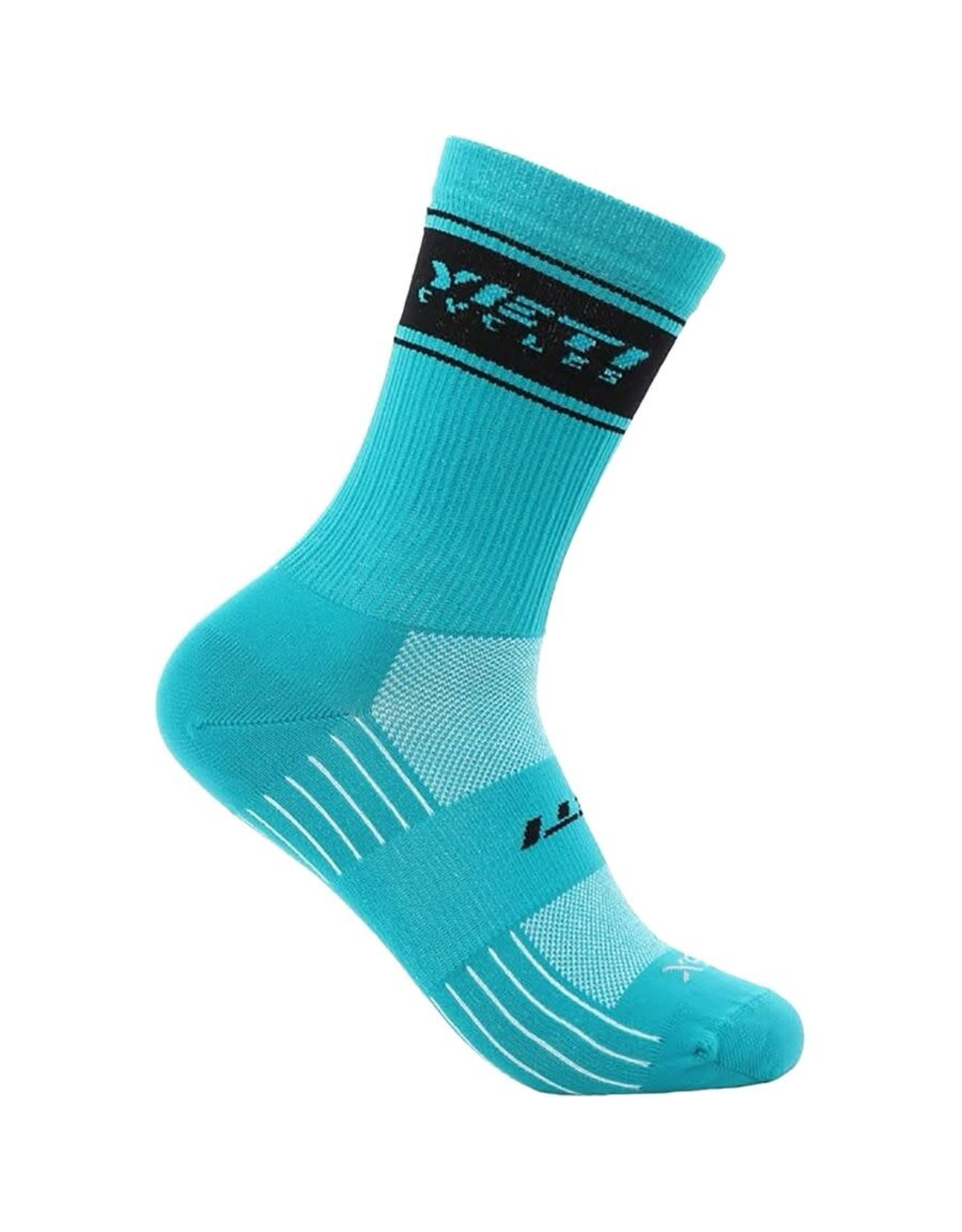 Yeti Cycles YETI TRAIL SOCK TURQ LG/XL