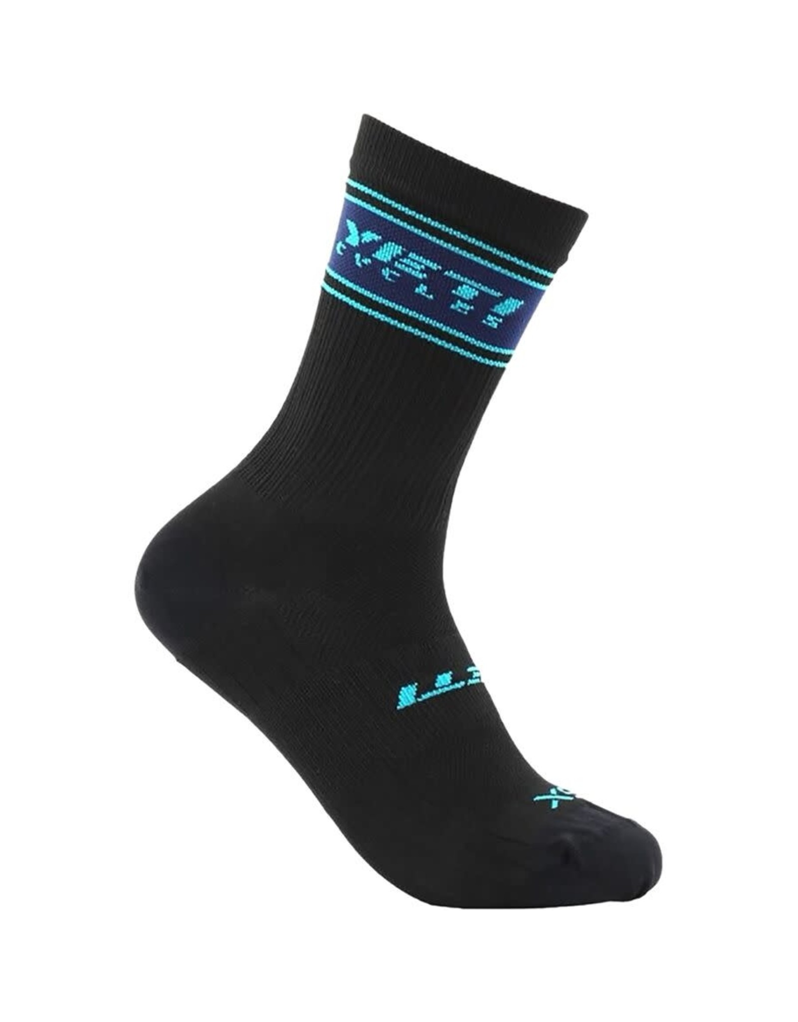 Yeti Cycles YETI TRAIL SOCK  BLACK LG/XL