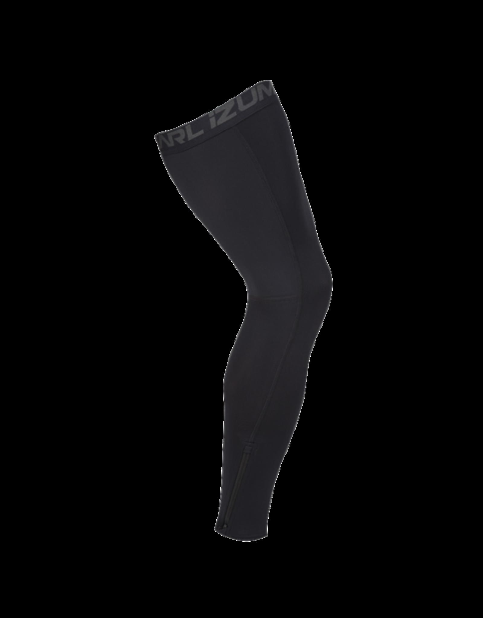 PIZ PEARL IZUMI ELITE THERMAL LEG WARMER BK L