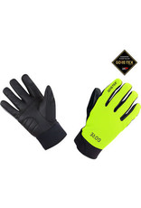 GORE Wear GORE-TEX C5 Thermo Gloves neon yellow/black 3XL