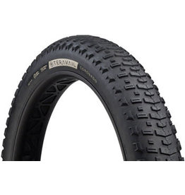 "Teravail Teravail Coronado Tire, 26 x 4.0"", Light and Supple, Tubeless-Ready, Black"