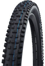 "Schwalbe Schwalbe Nobby Nic  29 x 2.35"" Tubeless Folding Black Evo Addix SpeedGrip Super Ground"