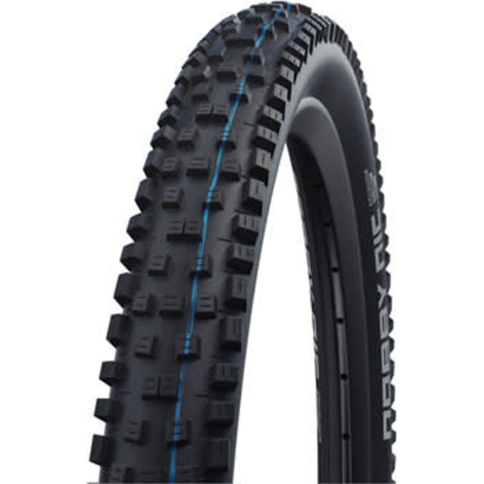 "Schwalbe Schwalbe Nobby Nic  29 x 2.35"" Tubeless Folding Black Evo Addix SpeedGrip Super Ground"