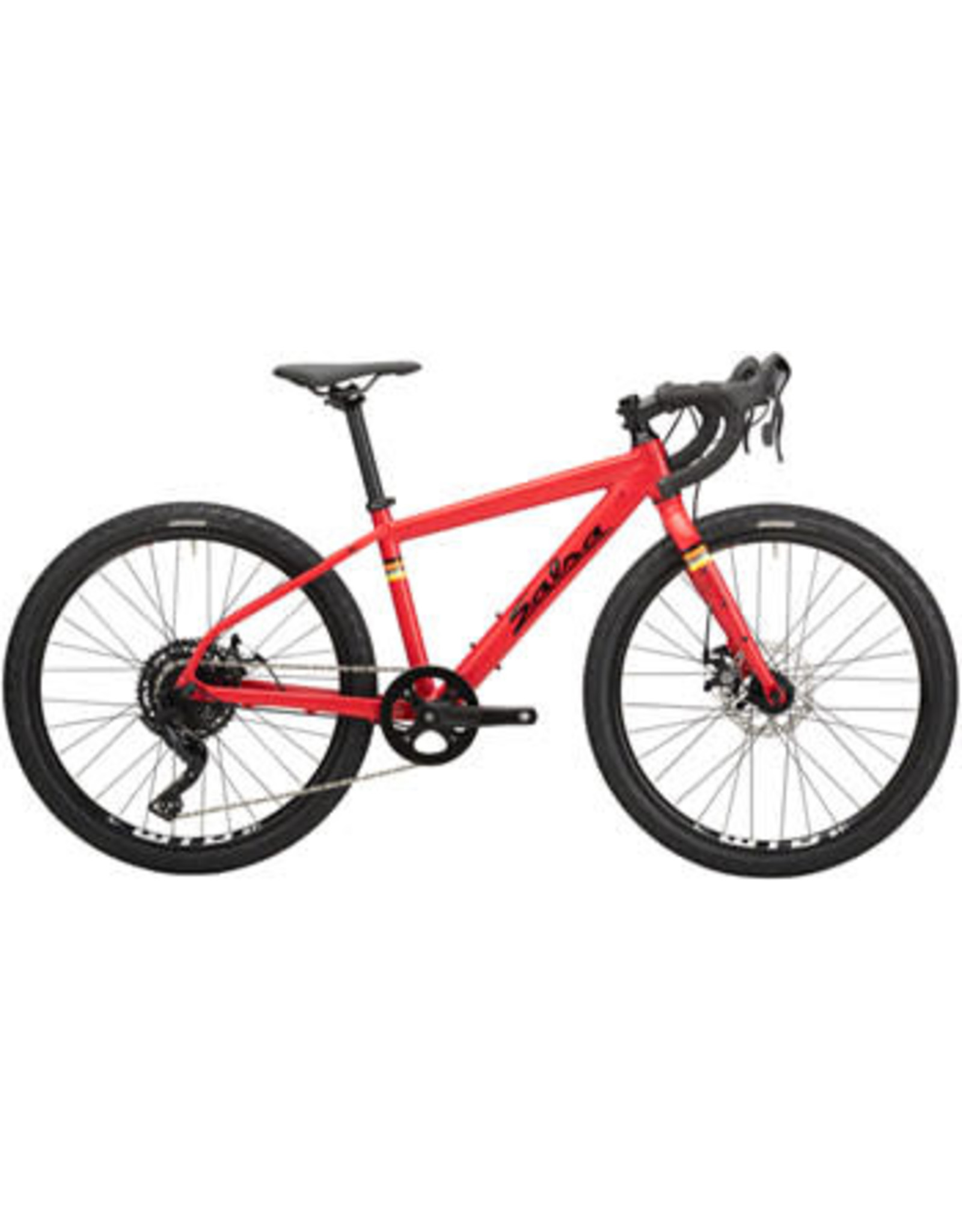 Salsa Salsa Journeyman 24 Red OS