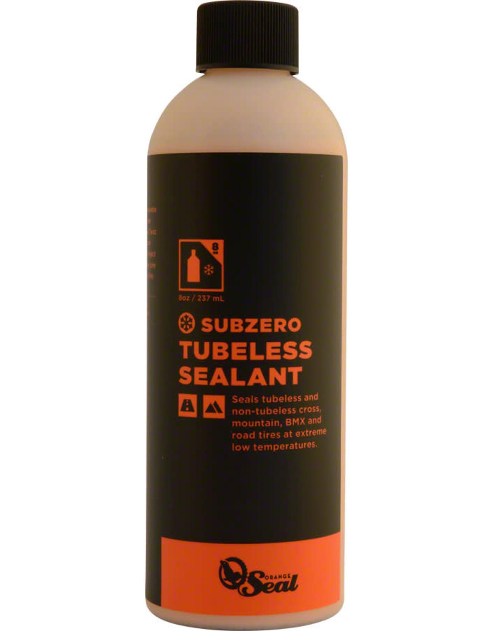 Orange Seal Orange Seal Subzero Tubeless Sealant, 8oz