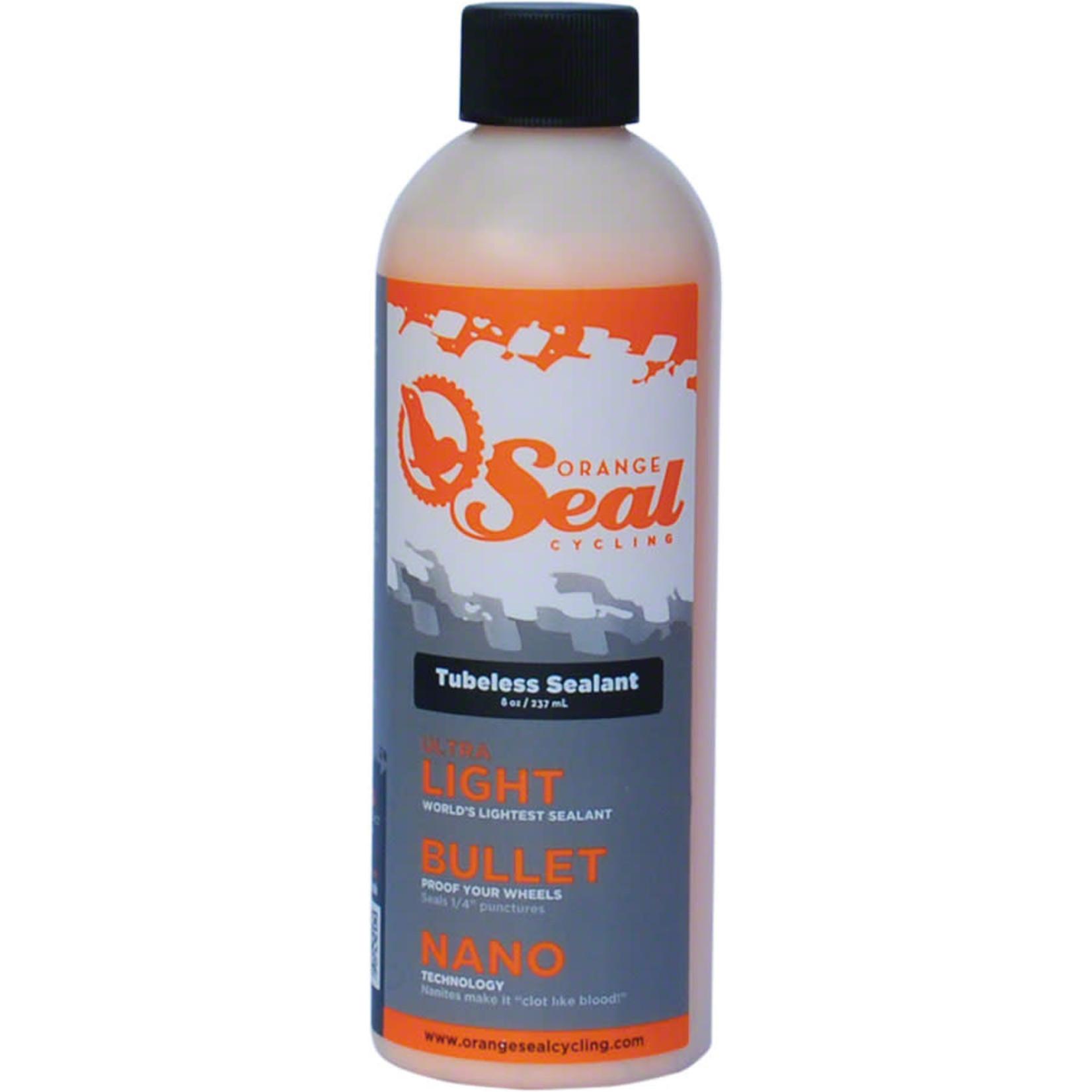 Orange Seal Orange Seal Tubeless Tire Sealant Refill - 8oz