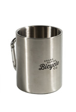 GRBC Stainless Camp Mug with Carabiner