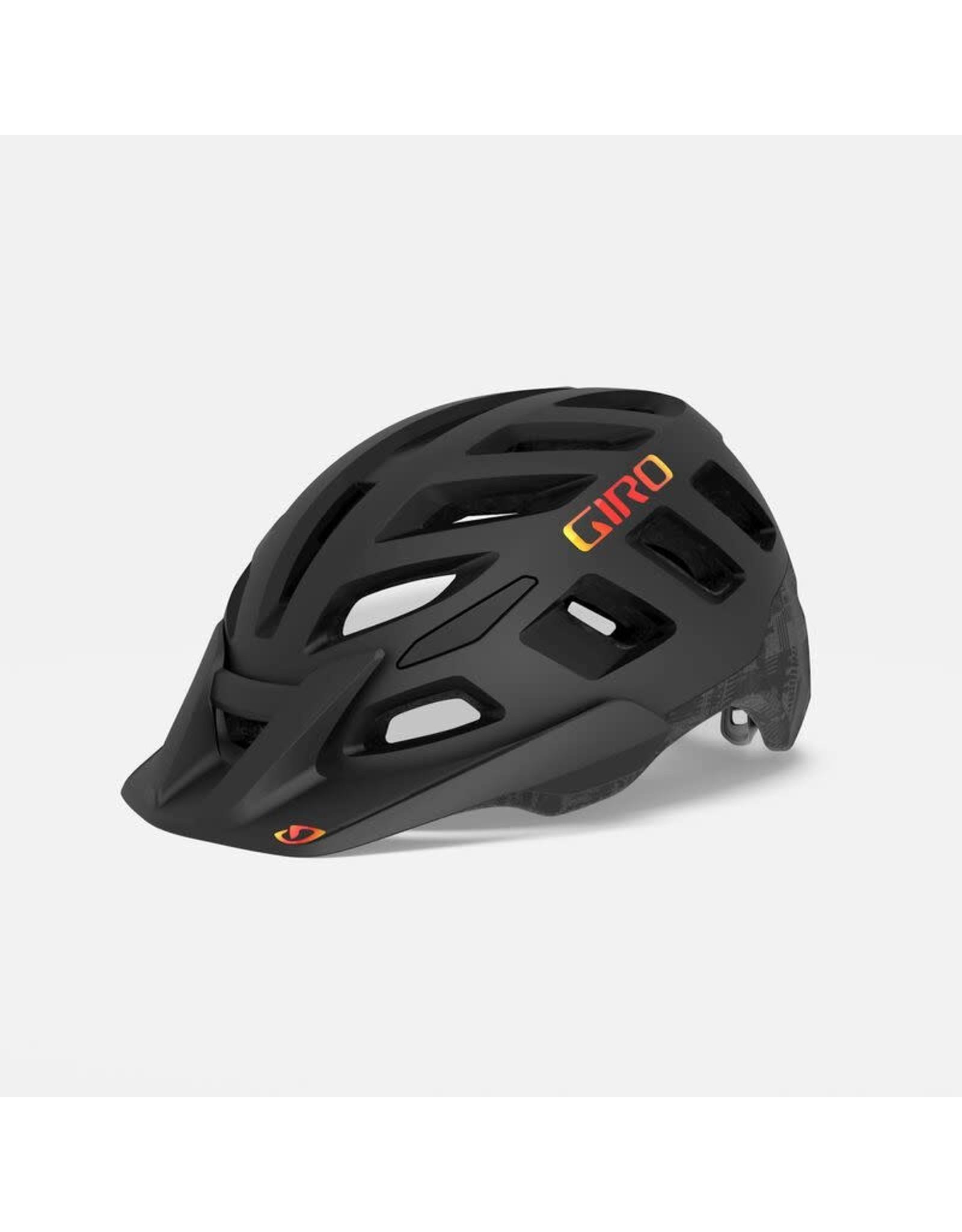 Giro Bike GR RADIX MIPS MAT BLK HYP L