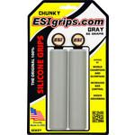 ESI ESI 32mm Chunky Silicone Grips: Gray