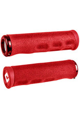 ODI ODI Dread Lock Grips - Red, Lock-On