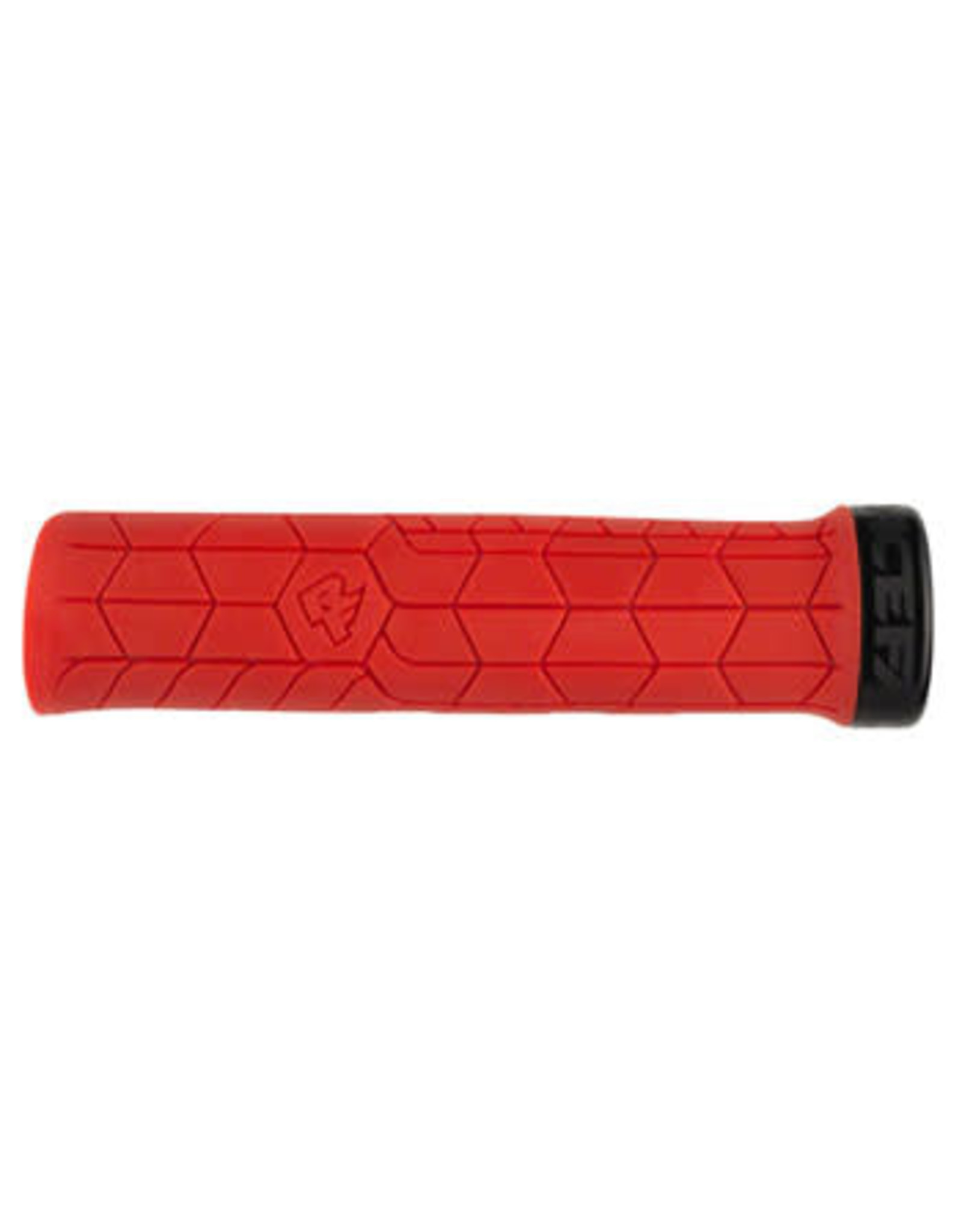 RaceFace RaceFace Getta Grips - Red, Lock-On, 33mm