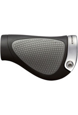Ergon Ergon GP1-S Gripshift: Small Black/Gray