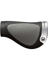 Ergon Ergon GP1-L Gripshift Grips Large Black/Gray