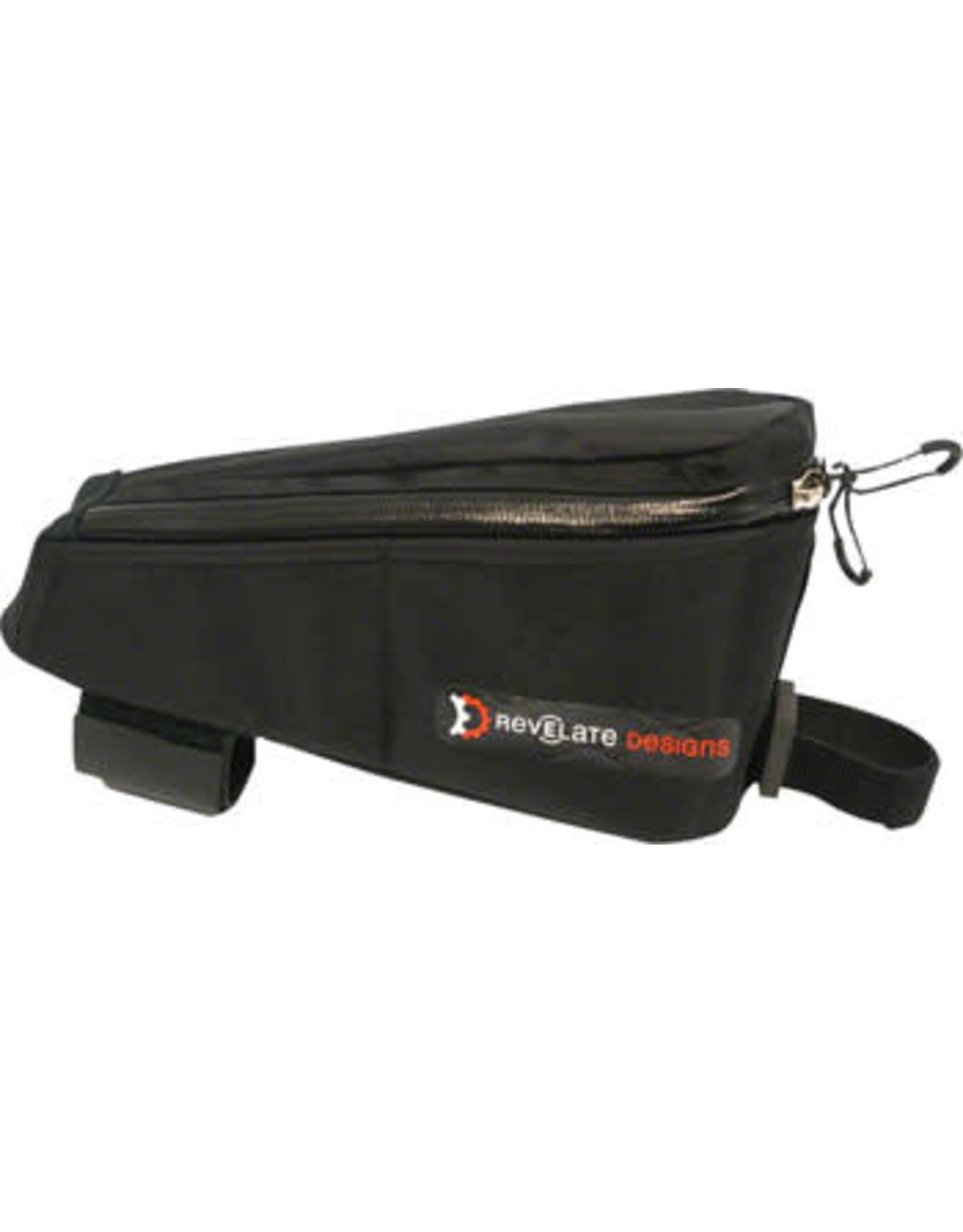 Revelate Designs Revelate Designs Gas Tank Top Tube Stem Bag Black