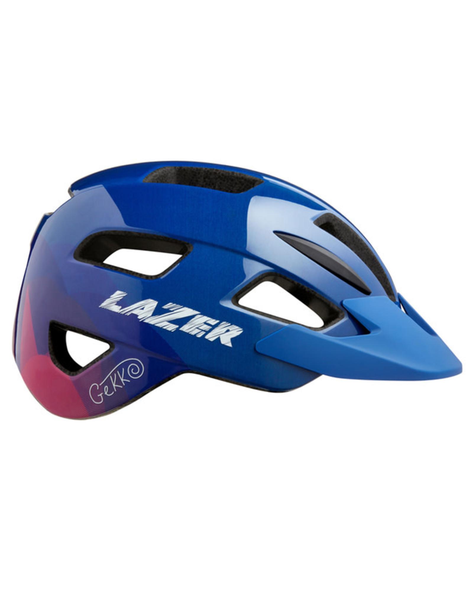 Lazer LAZER GEKKO MIPS BLUE PINK ONE