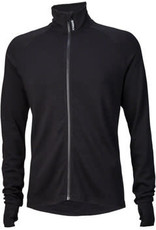 Surly Surly Merino Wool Men's Long Sleeve Jersey: Black LG