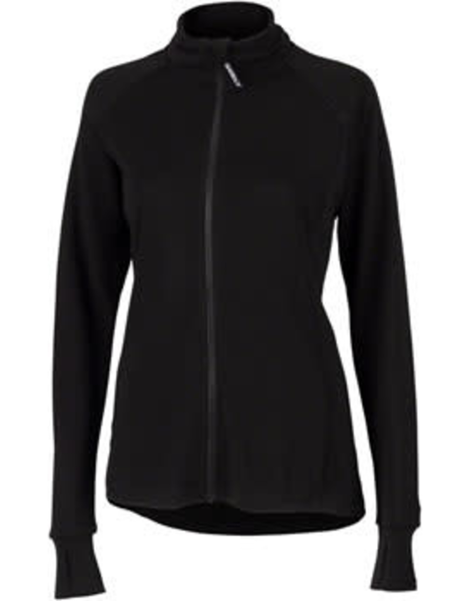 Surly Surly Merino Wool Women's Long Sleeve Jersey: Black MD