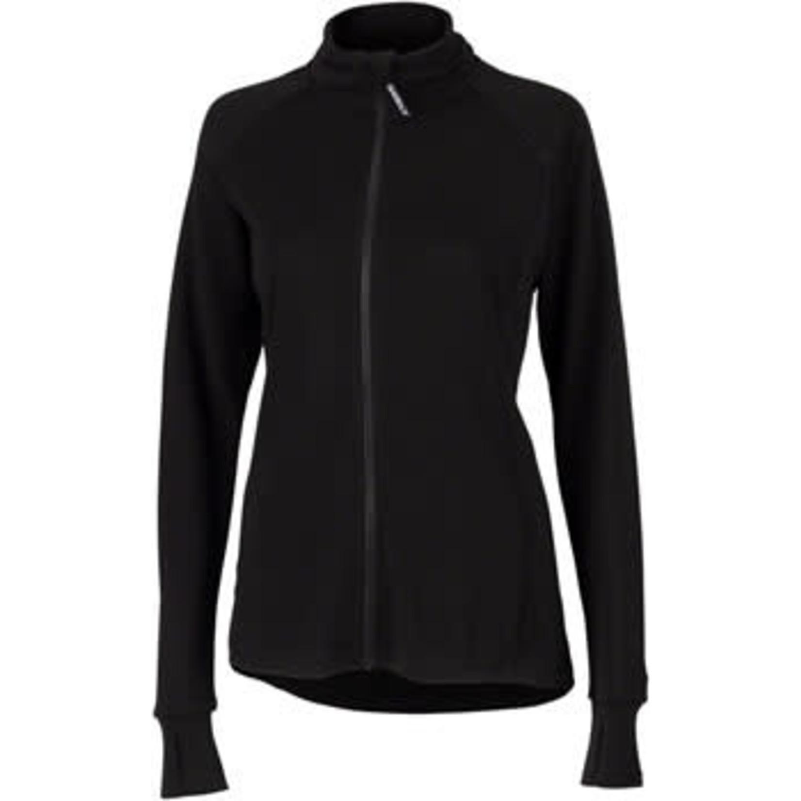 Surly Surly Merino Wool Women's Long Sleeve Jersey: Black MD