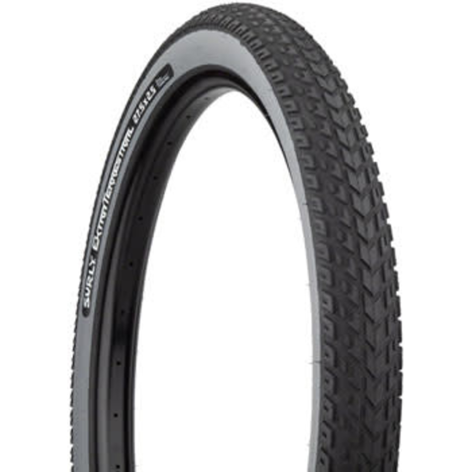 Surly Surly ExtraTerrestrial  Tire - 27.5 x 2.5, Tubeless, Folding, Black/Slate, 60tpi