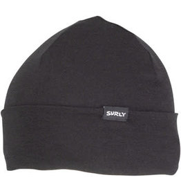 Surly Surly Wool Beanie - Black, 150gm, One Size