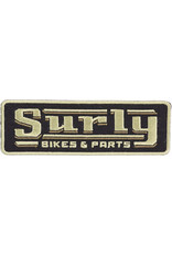 Surly Surly Assistant Executive Director Patch - Black, Green, One Size