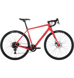 Salsa Cycles Salsa Warbird Carbon 700c Apex 1 Red 49.5cm