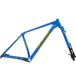 Cannondale Cannondale  F-Si HM A/M Frm BLU LG