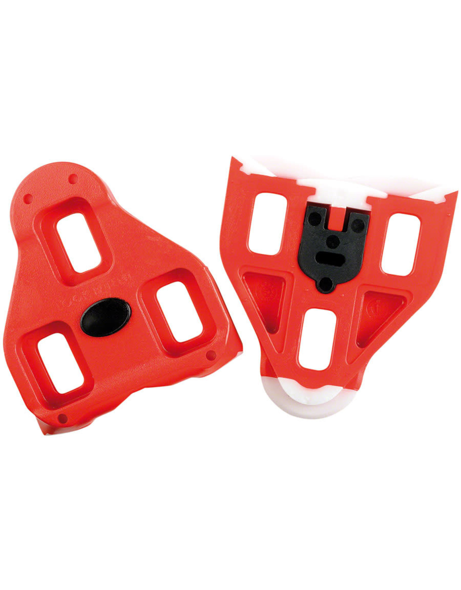 Look LOOK DELTA Cleat - 9 Degree Float, Red