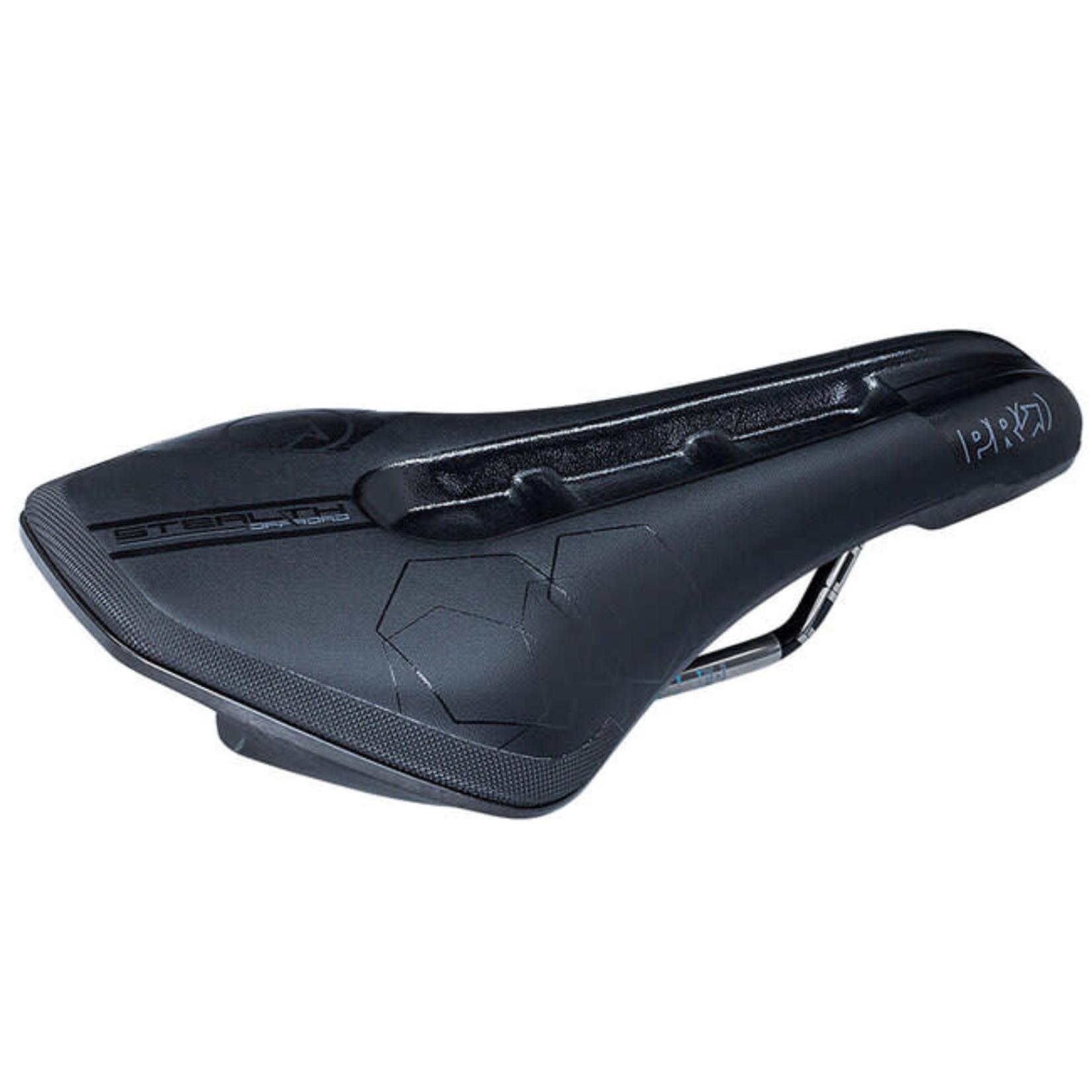 Shimano Shimano Stealth Offroad Saddle 142mm Black