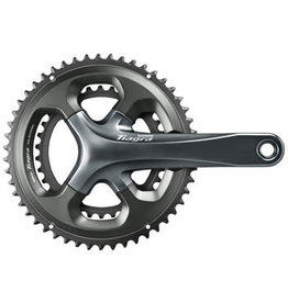 Shimano Shimano Tiagra 4700 10-Speed 34/50t 172.5mm Crankset Bottom Bracket Not Included