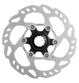 Shimano Shimano SLX SM-RT70-S Disc Brake Rotor - 160mm, Center Lock, Silver