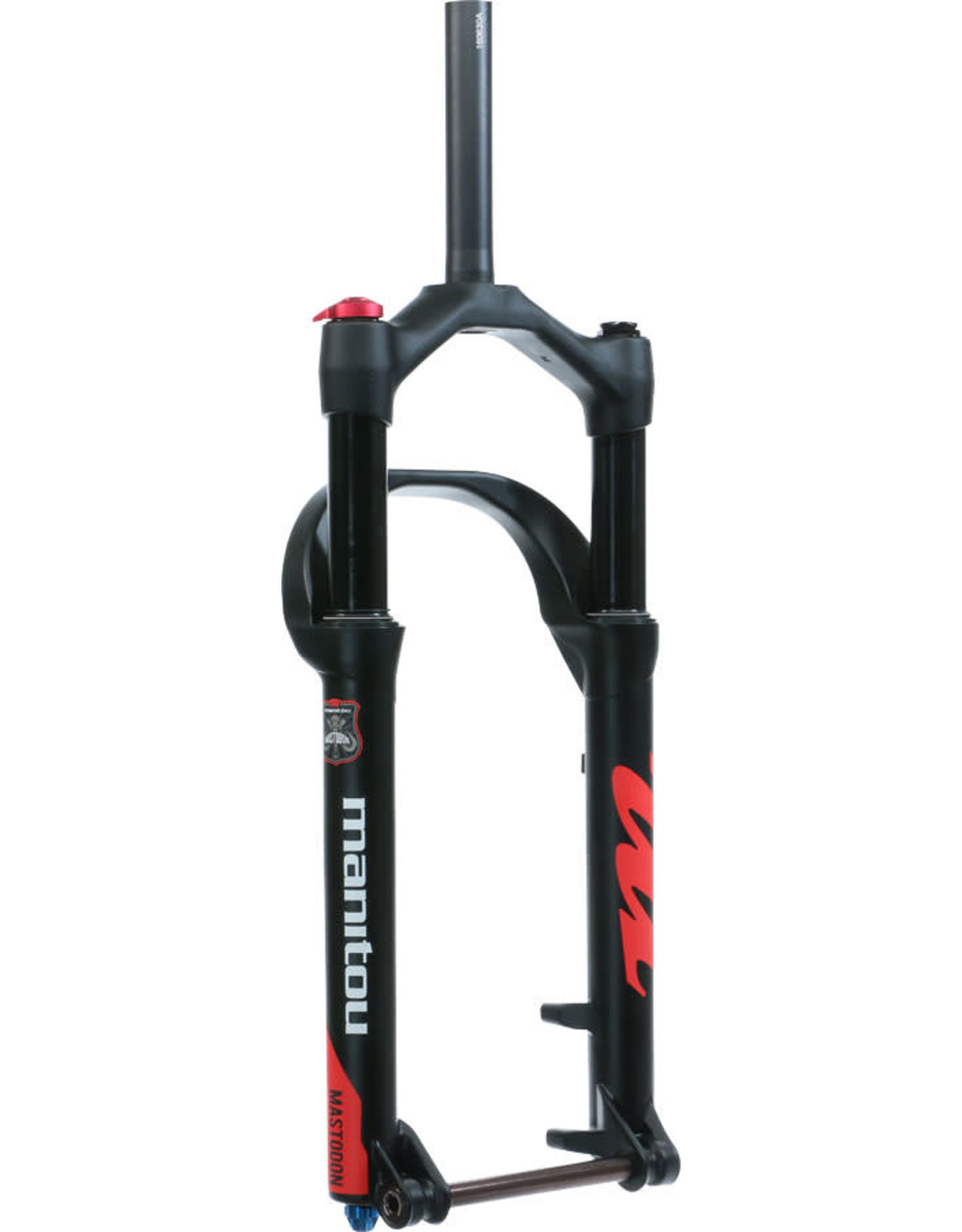 "Manitou Mastodon Comp Suspension Fork - 26"", 100 mm, 15 x 150 mm, 51 mm Offset"