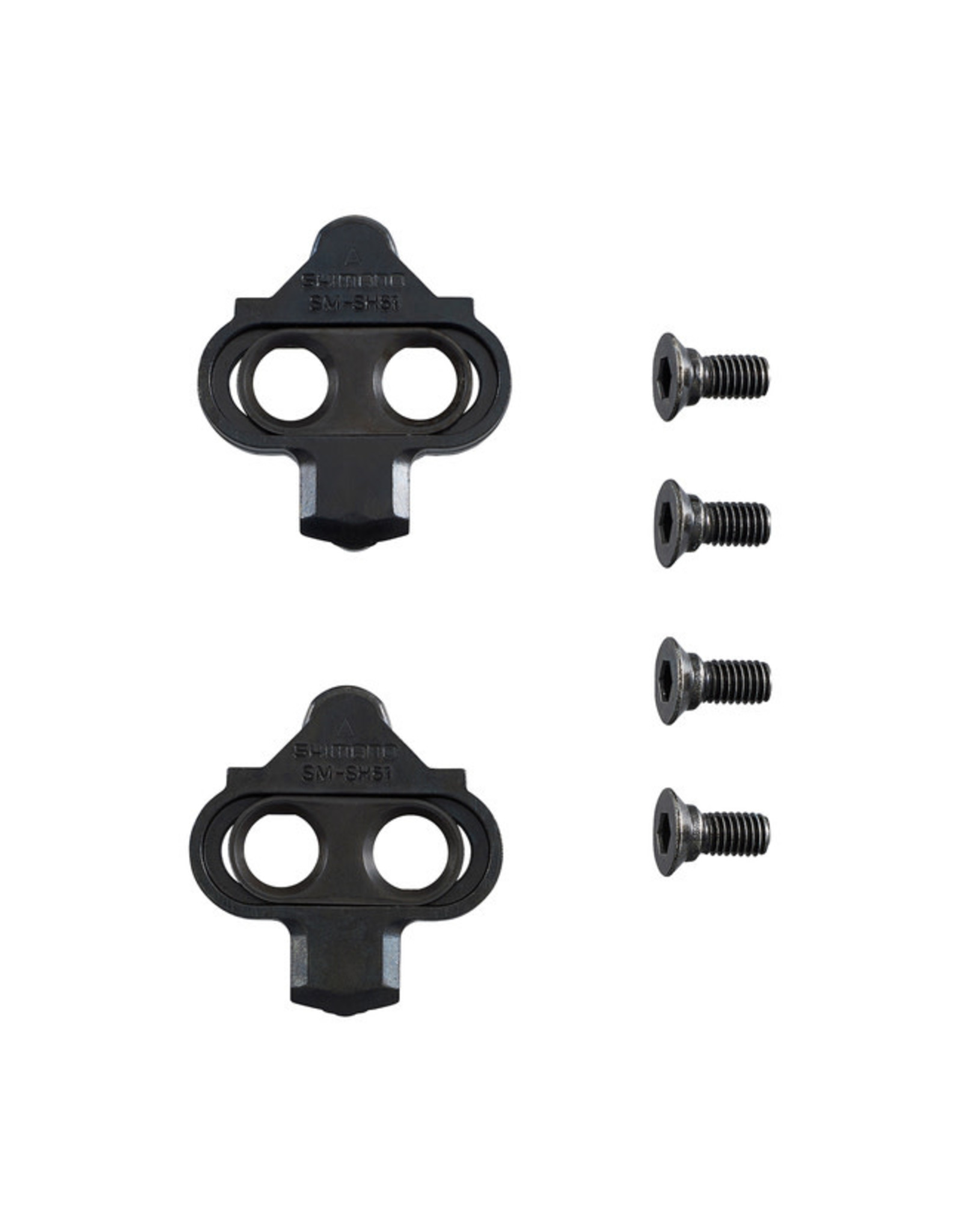 Shimano Shimano SH51 SPD Cleats Black
