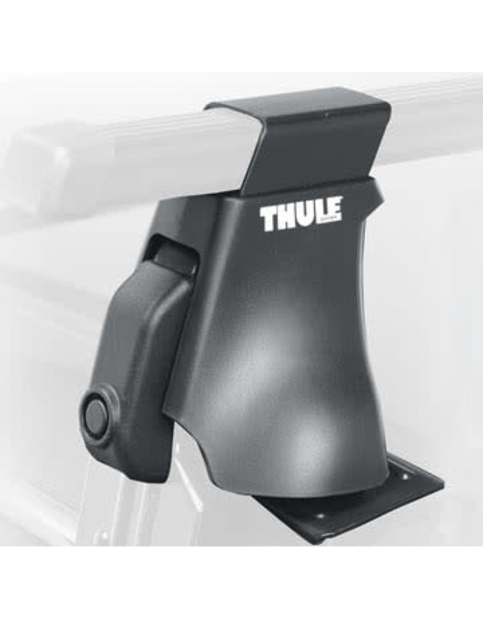 Thule Thule 400XT Aero Foot Pack Load Bar Tower Set: Fits Rectangular Bar; 4-Pack