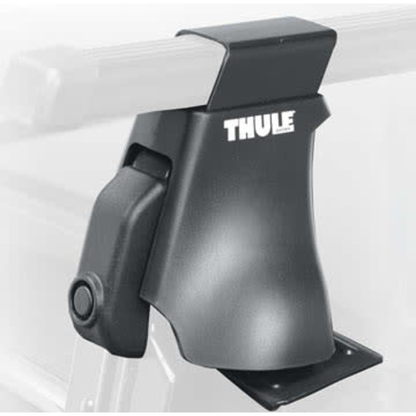 Thule Thule 400XT Aero Foot Pack Load Bar Tower Set: Fits Rectangular Bar; 4-Pack