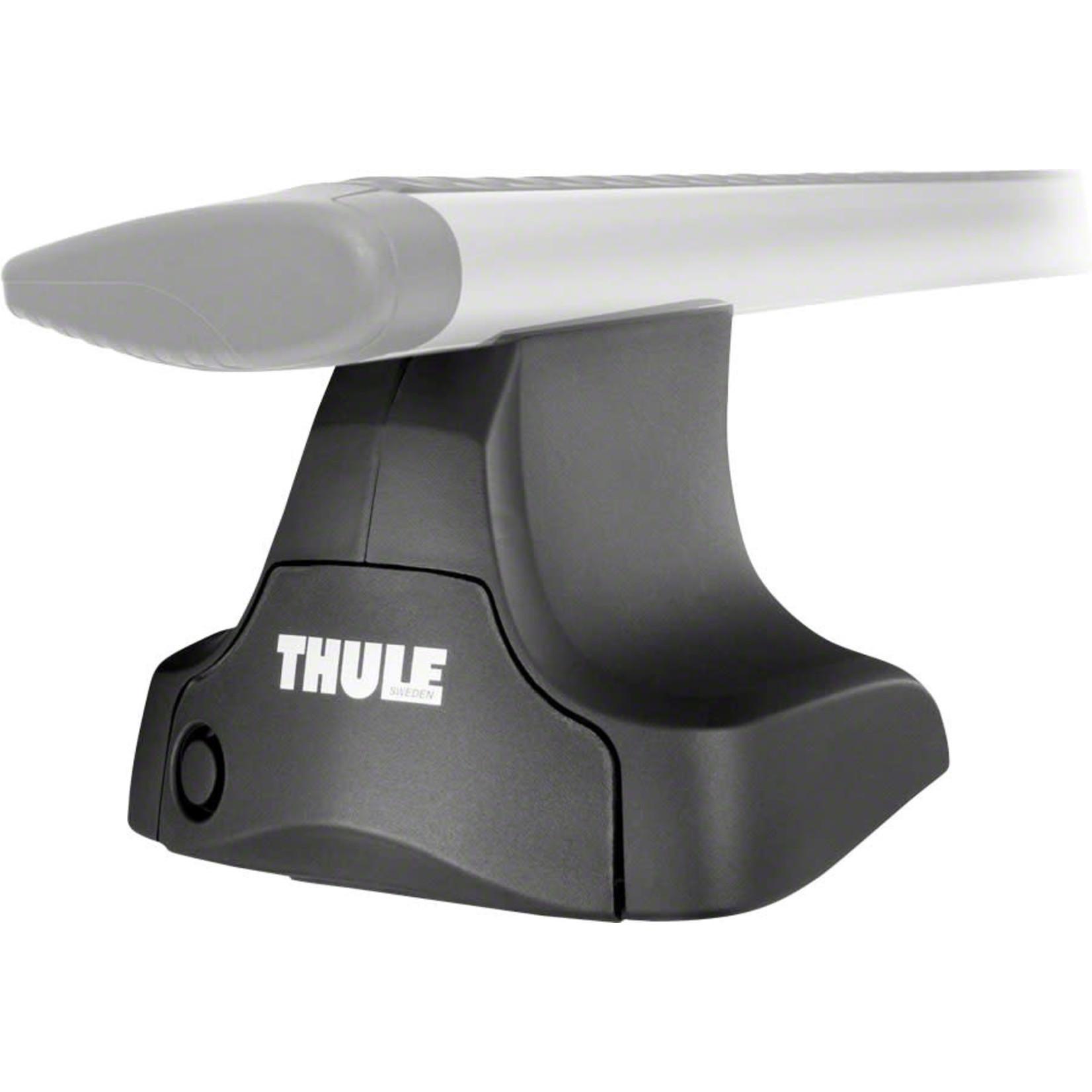 Thule Thule 480R Rapid Traverse Foot Pack Load Bar Tower Set: Fits Rapid Aero Bars; 4-Pack