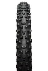 "45NRTH 45NRTH Wrathchild Tire: 27.5+ x 3.0"" Studded 120tpi Folding, 252 XL Concave Studs"