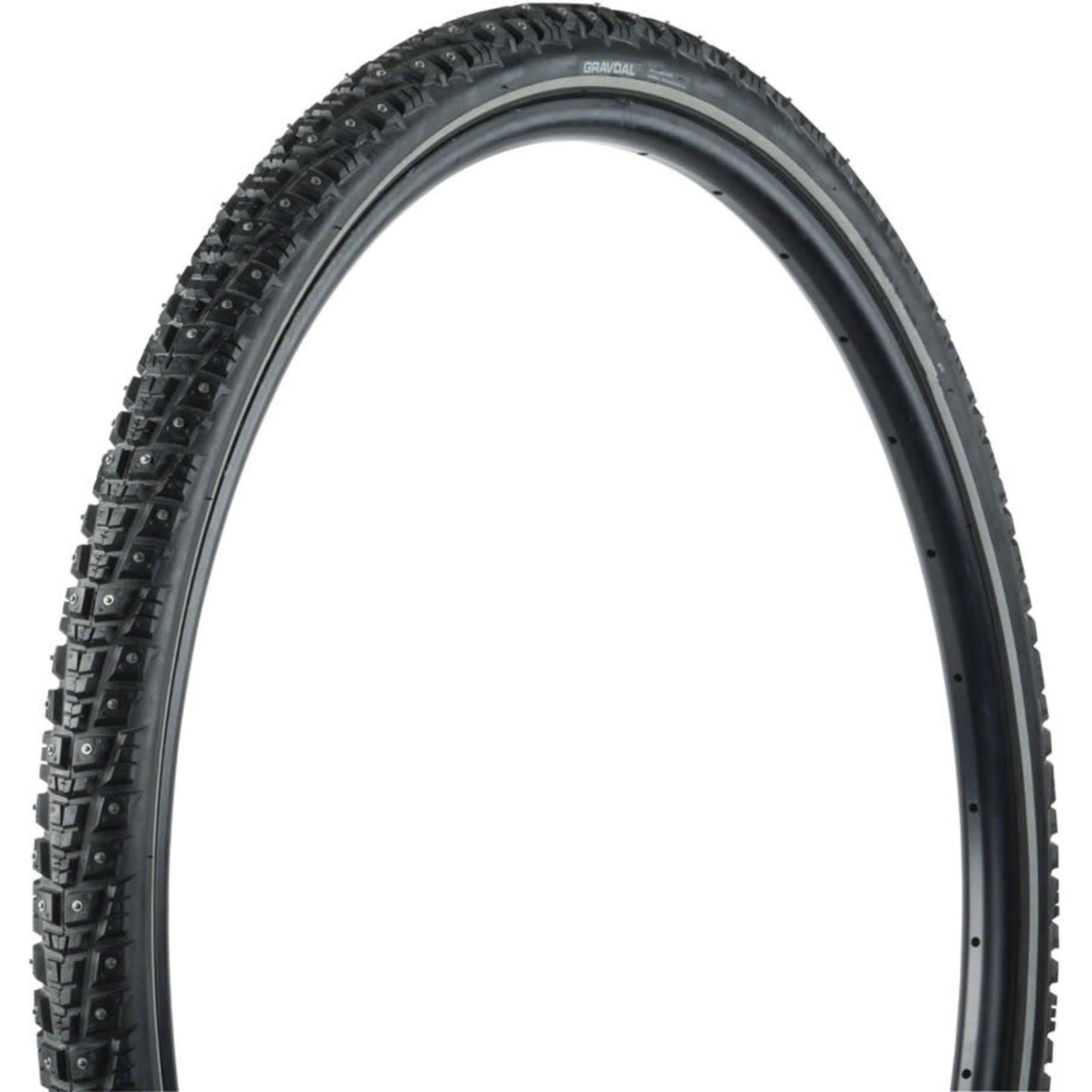 45NRTH 45NRTH Gravdal 700 x 38 Studded Tire 33tpi