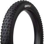 "45NRTH 45NRTH VanHelga Fat Bike Tire: 27.5 x 4.0"" Tubeless Ready Folding, 60tpi, Black"
