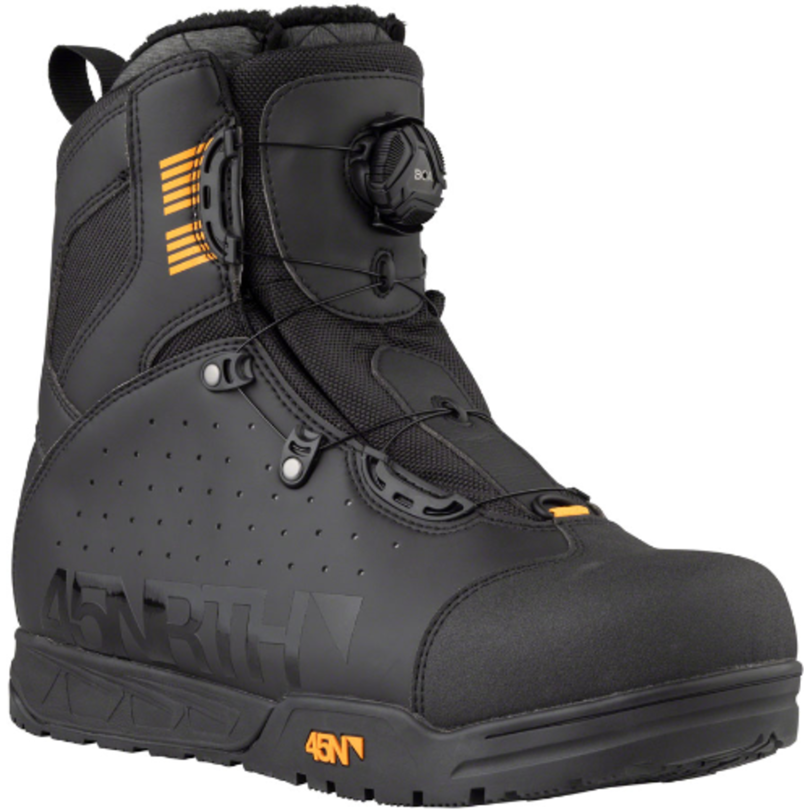 45NRTH 45NRTH Wolvhammer Boot BOA Black