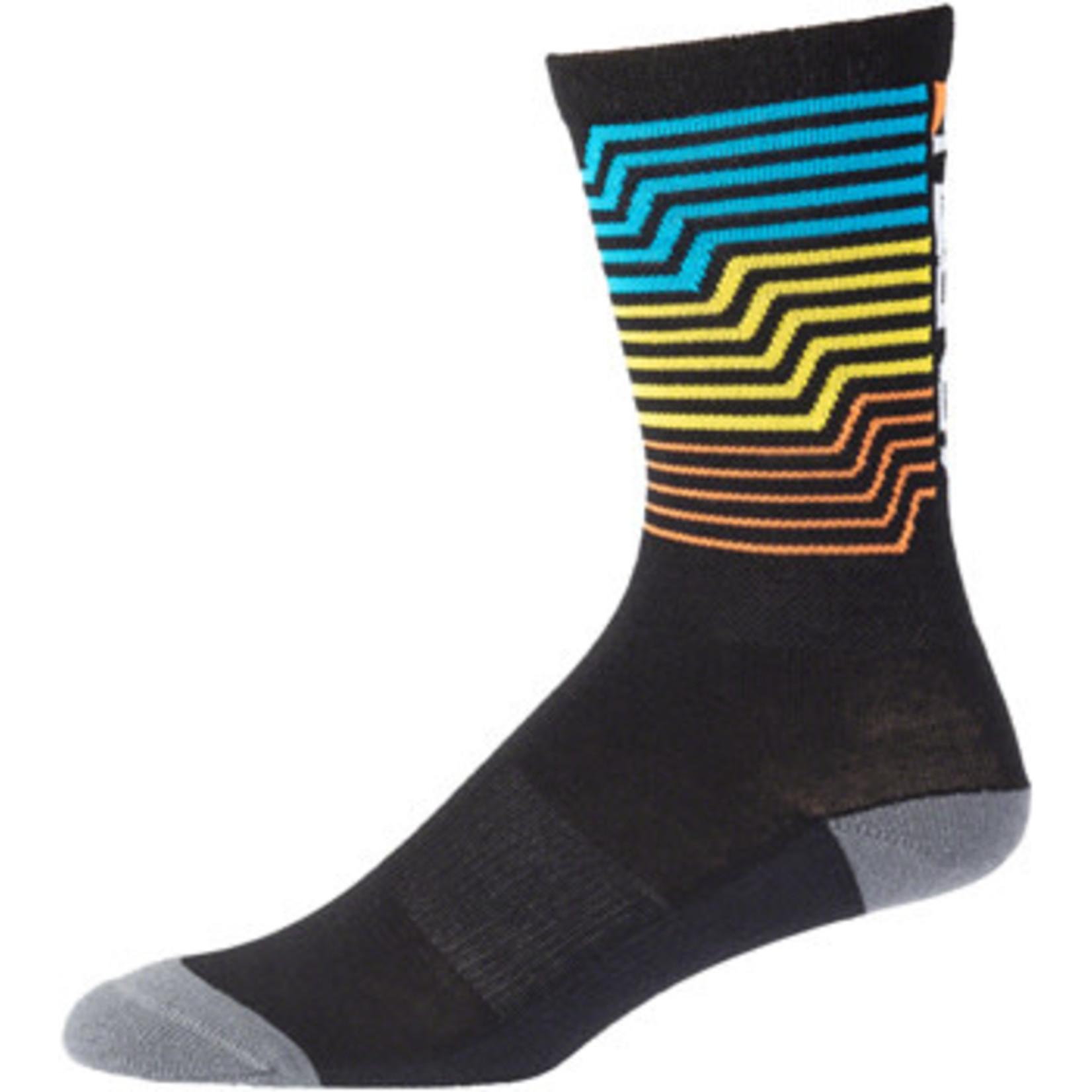45NRTH 45NRTH Electric Rift Midweight Sock