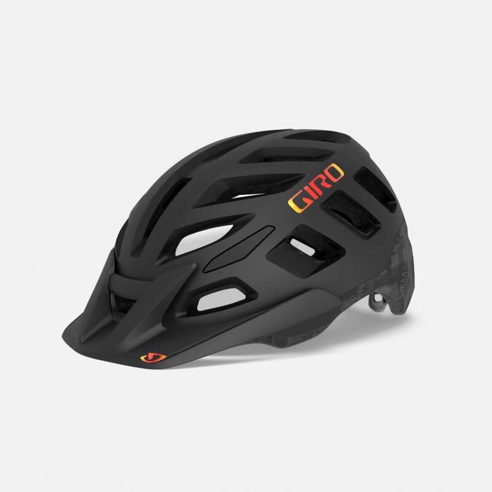 Giro Bike GIRO RADIX MIPS MAT BLK HYP S