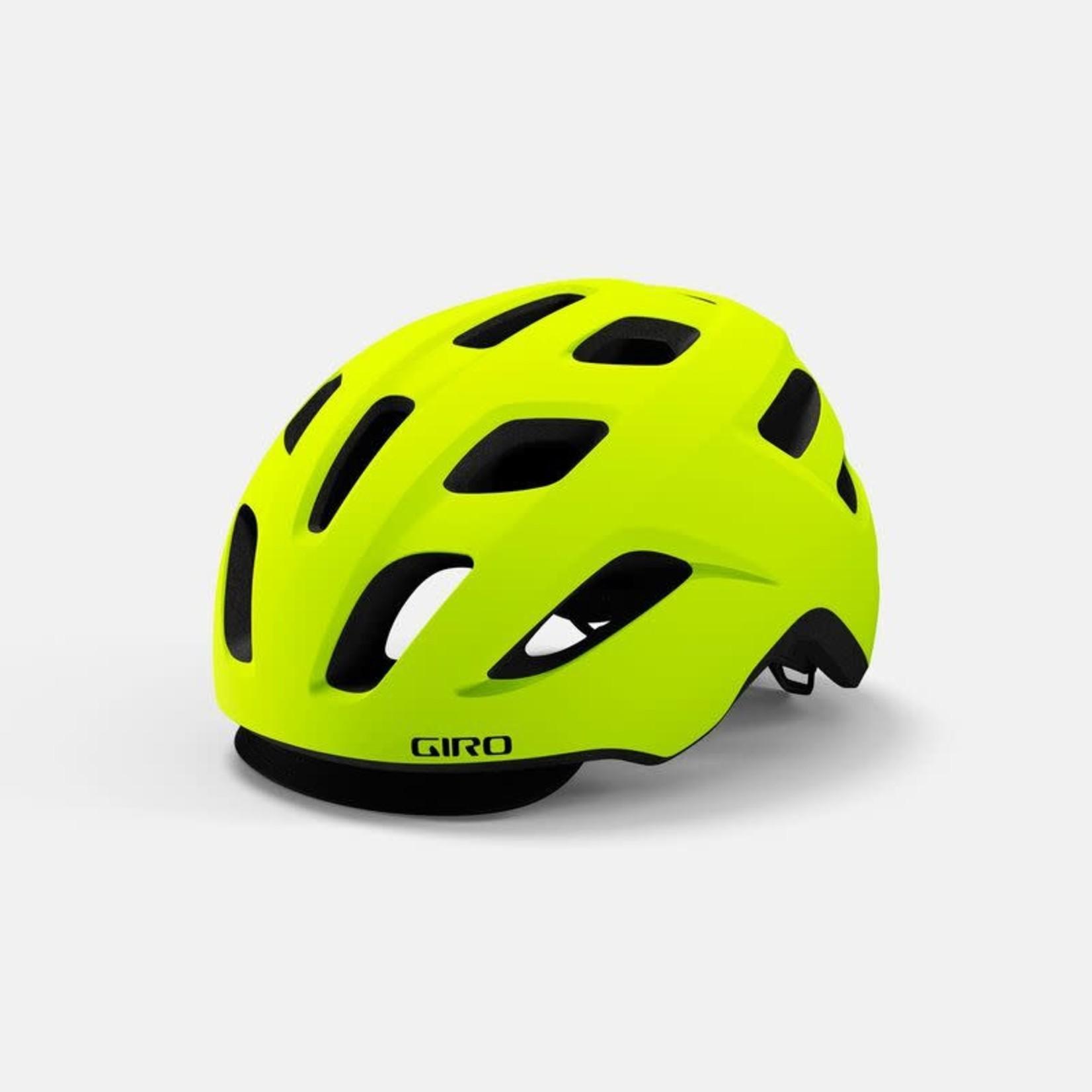 Giro Bike GIRO CORMICK MIPS MAT HI YEL/BLK